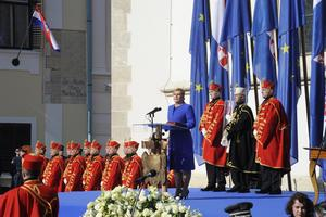 Open Letter to the Croatian President Regarding Her Official Visit to Hungary