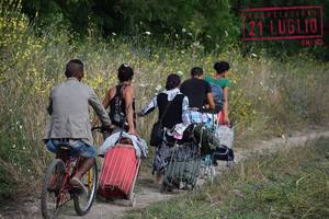 Stop the Evictions of Rome's Roma During Jubilee of Mercy